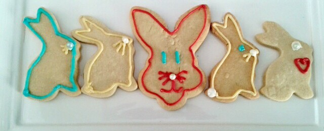 Easter cookies ideas